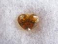 Yellow Sapphire (6.9 x 5.2 Heart)