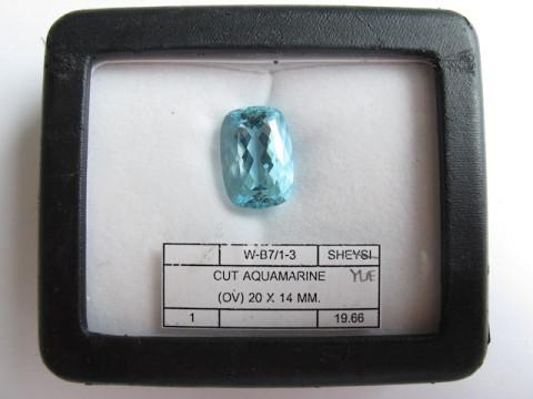 Aquamarine (20 x 14)