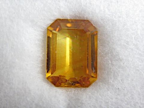 Yellow Sapphire (11.4 x 8.5 Octagon)