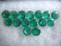 Emerald (4.25 mm Round Calibrated)