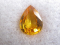 Yellow Sapphire (7.5 x 5.6 Pear)